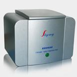 Espectrômetro de Fluorescência de Raios X EDX600
