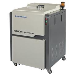 Espectrômetro de Fluorescência de Raios X WDX200