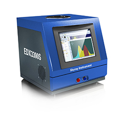Espectrômetro de Fluorescência de Raios X EDX3300S