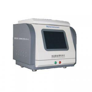 Espectrômetro de Fluorescência de Raios X EDX3200S Plus Smart